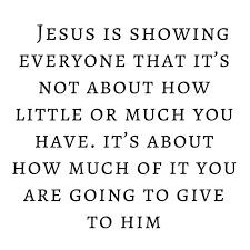 Jesus feeds the multitude with