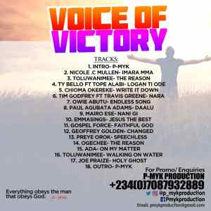 Pmyk - Voice of Victory
