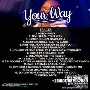 Pmyk - YOur way back cover