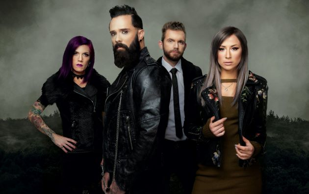 SKILLET'S 'VICTORIOUS' WINS 2 DOVE AWARDS