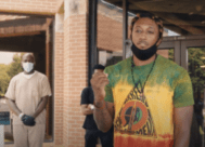 LECRAE PARTNERS WITH PRISON FELLOWSHIP