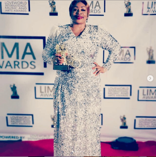 SINACH WINS AT THE LIMA AWARDS 2020!