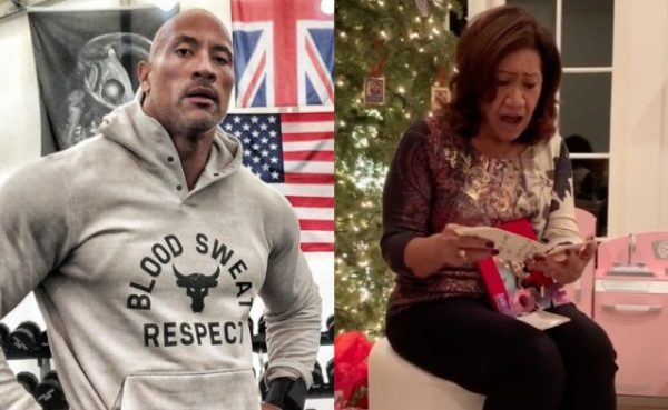 WATCH: Dwayne Johnson surprise his mum with a new house ...