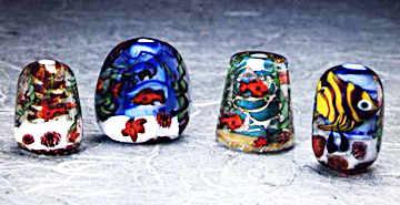 Aquarium beads