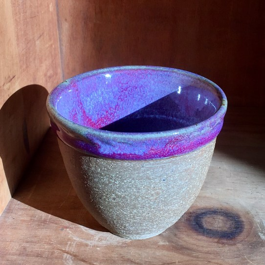 Tea cup (heaven's gate and raw stoneware) *n/a