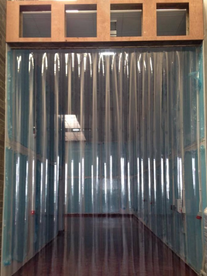 Roll Window Curtains