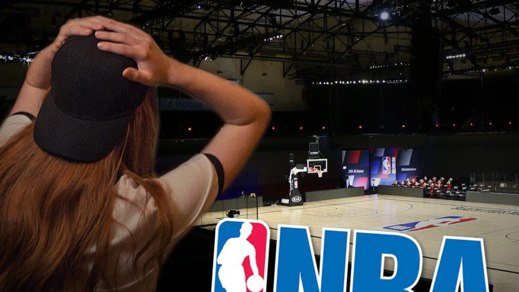 NBA Warns Families, No Cussing At Bubble Games!