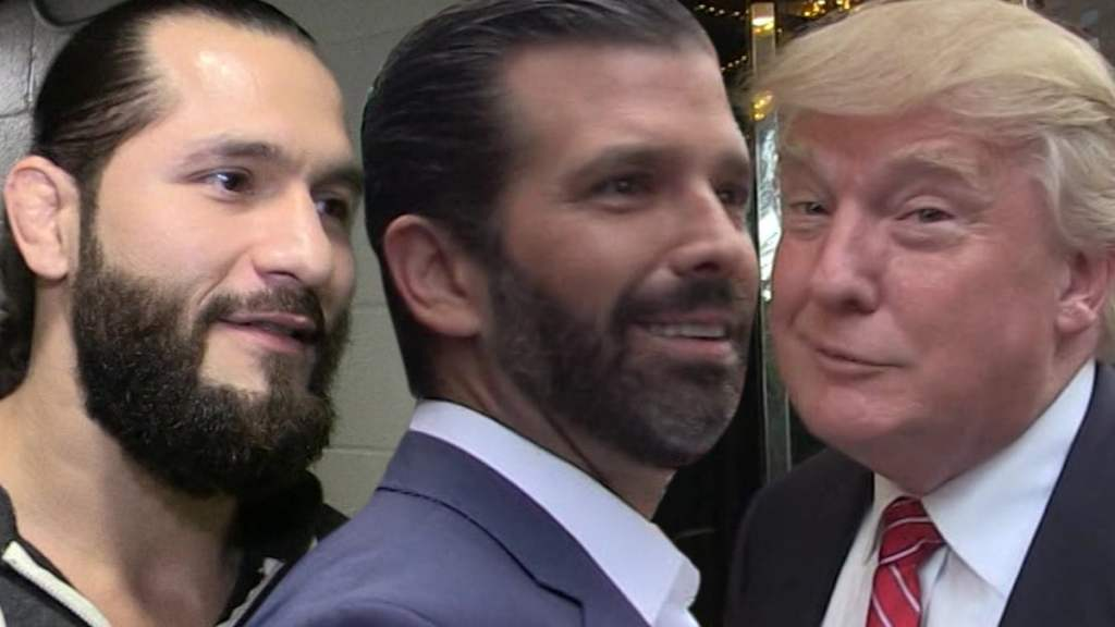 UFC's Jorge Masvidal to Campaign with Donald Trump Jr. In Florida, Battleground State