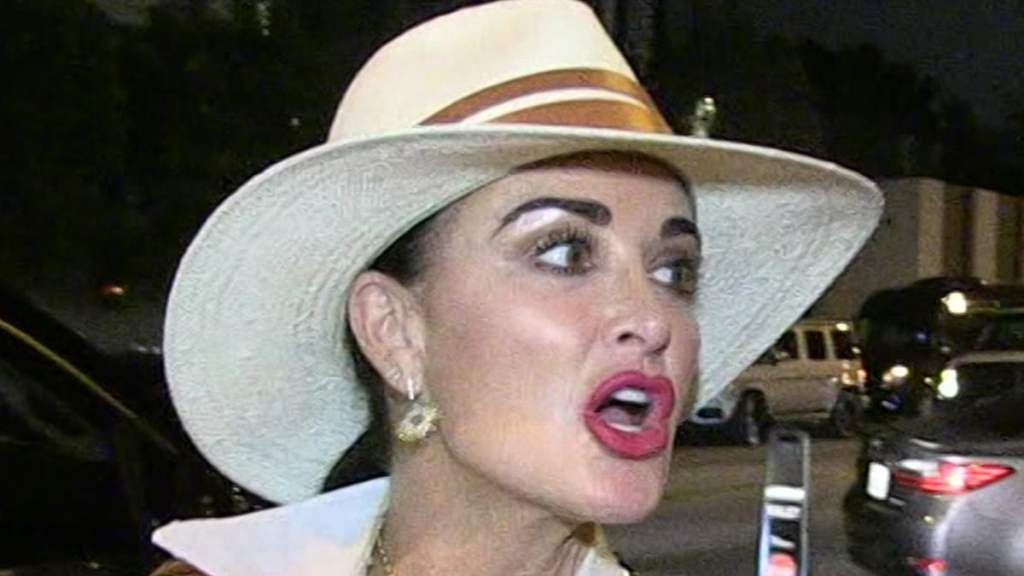 Kyle Richards' Alleged Ring Thief Speaks Out, Demands Apology
