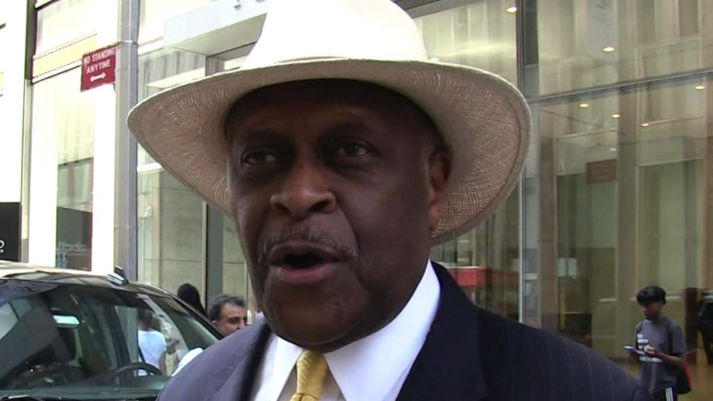 Herman Cain's Assistant, Widow in Estate War for Gold Bars
