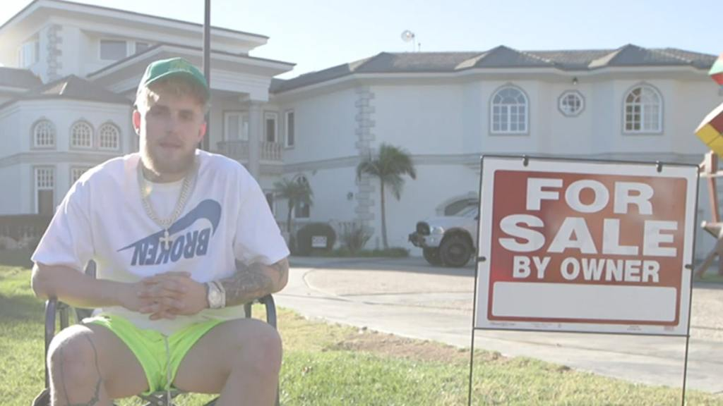 Jake Paul Selling His House, Leaving L.A. to Focus on Boxing Career