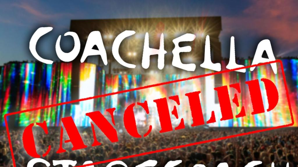 Coachella and Stagecoach Officially Canceled for 2021