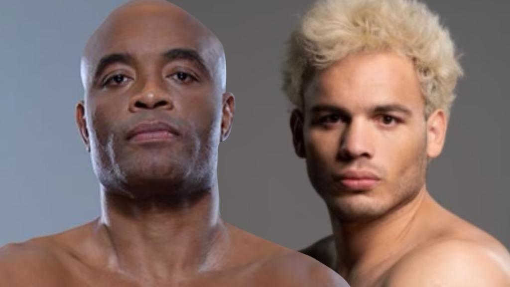 Anderson Silva Agrees to Boxing Match Against Julio César Chávez Jr.