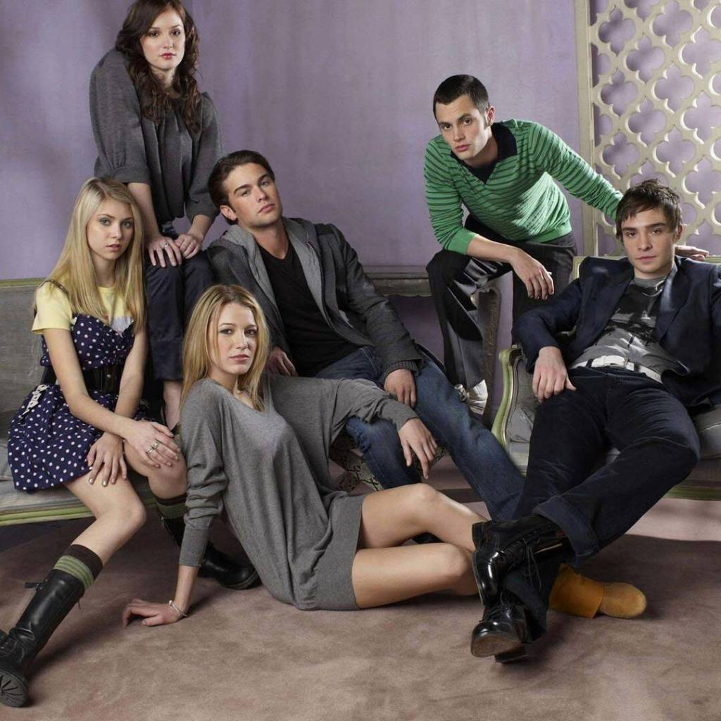 See the Gossip Girl Stars, Then & Now