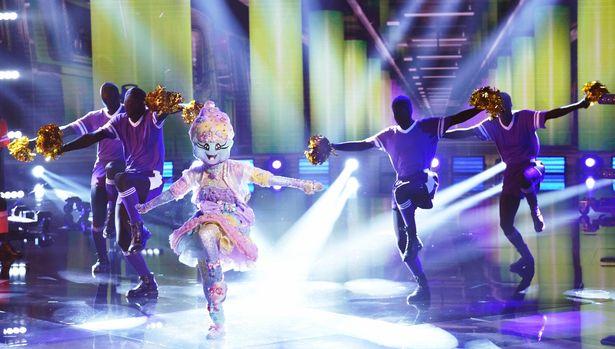 The Masked Dancer USA