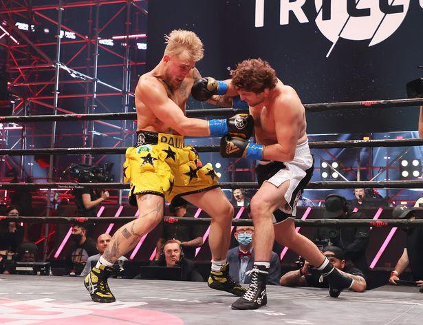 Jake KO'd Ben Askren in the first round