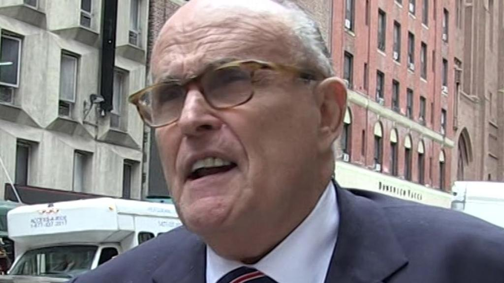 Feds Raid Rudy Giuliani's Office, Apartment, Attorney Claims it Was All For Show
