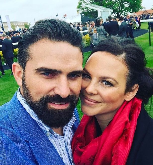 Ant Middleton and his wife Emilie met in 2004