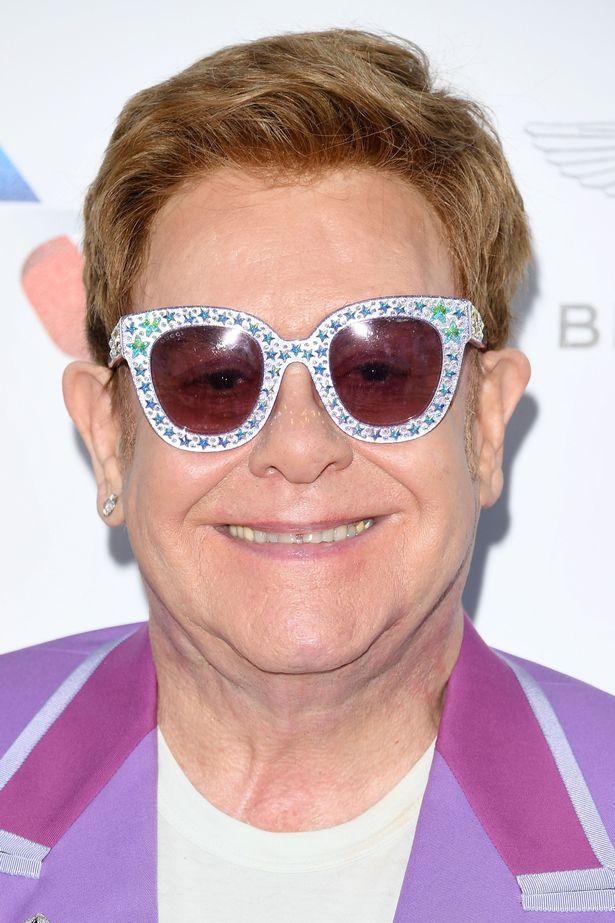 Elton is a huge fan of Drag Race UK