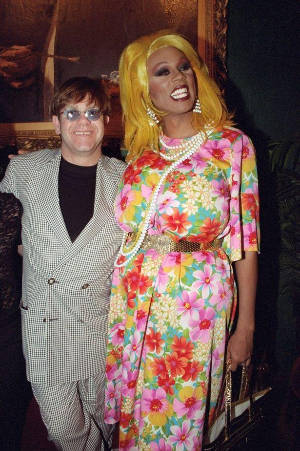 Elton John is starring on RuPaul's Drag Race