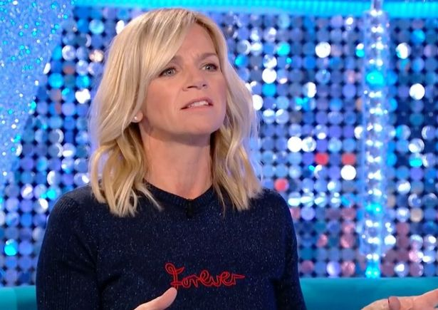 Zoe Ball has quit Strictly Come Dancing spin-off It Takes Two