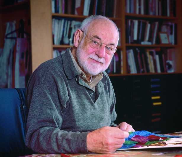 Eric Carle has passed away at the age of 91