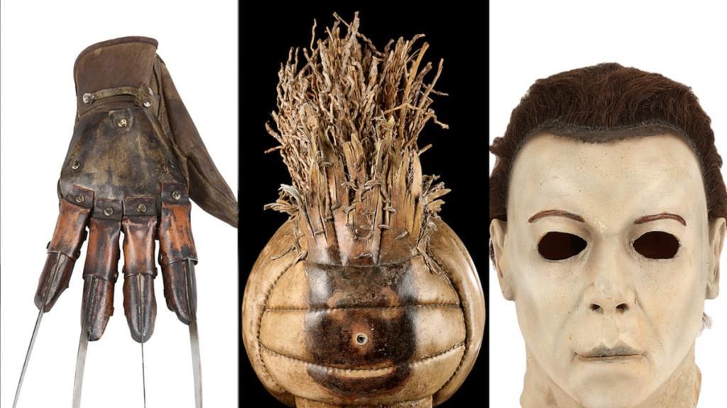 Freddy Krueger's Glove, Michael Myers' Mask Hit Auction Block