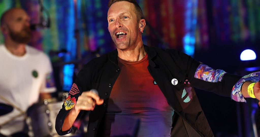 Coldplay's Chris Martin announces plans to retire band after 12th album release