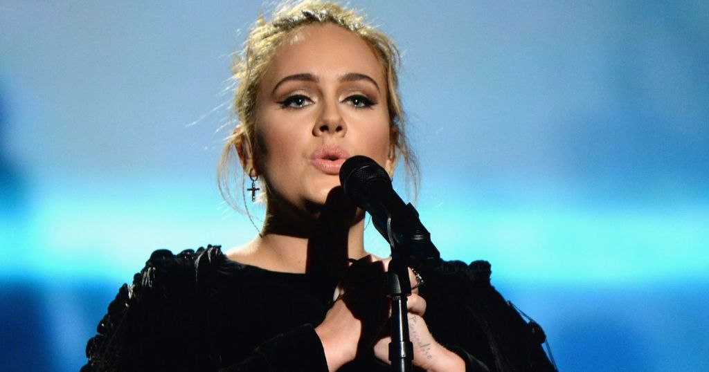 Adele hopes new album will help son Angelo understand why she divorced his dad