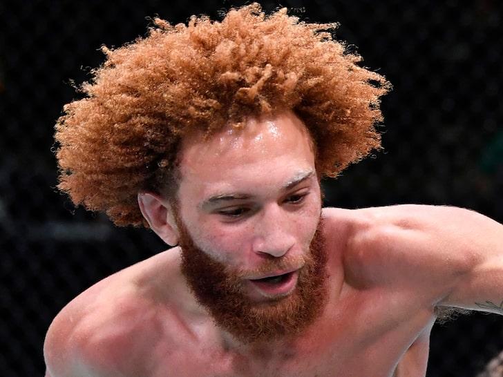 UFC Cuts Luis Pena Following Domestic Violence Arrest