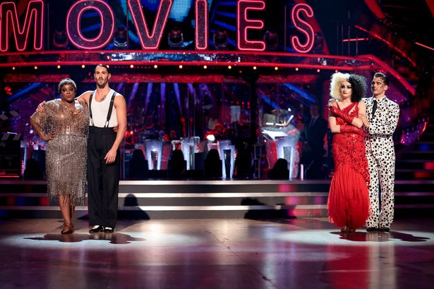 Katie and Judi Love were in the dance-off, and viewers accused the judges of favouritism