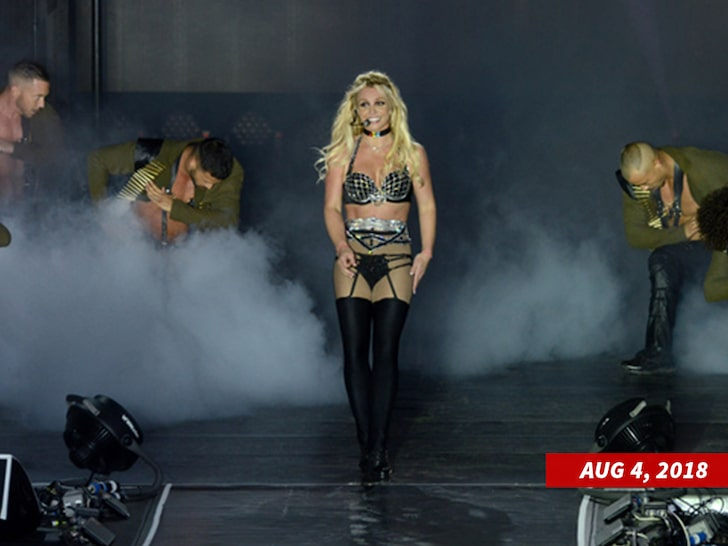 Britney Spears Has No Plan to Return to Stage After Conservatorship