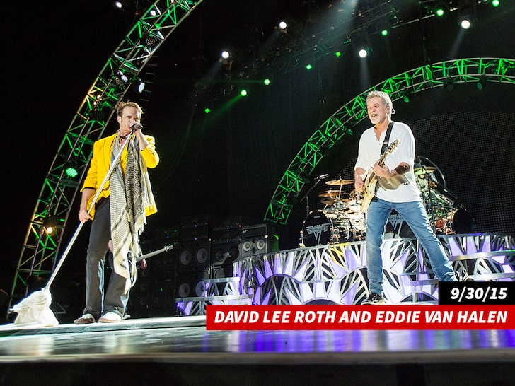 David Lee Roth Announces Retirement After Upcoming Las Vegas Shows