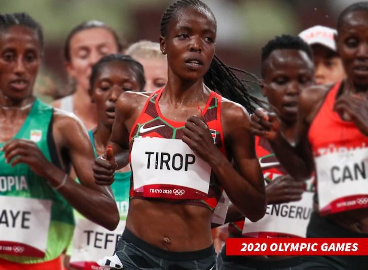2020 Olympic Games Agnes Tirop
