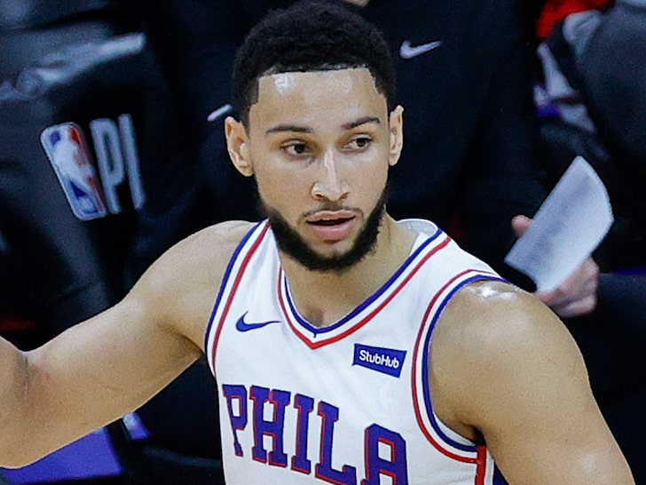 Ben Simmons Surprises Sixers, Reports To Team Amid Trade Demand