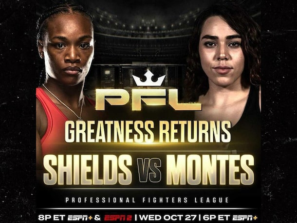 Claressa Shields on 2nd MMA Fight, Gunning To Break Abigail Montes' Jaw