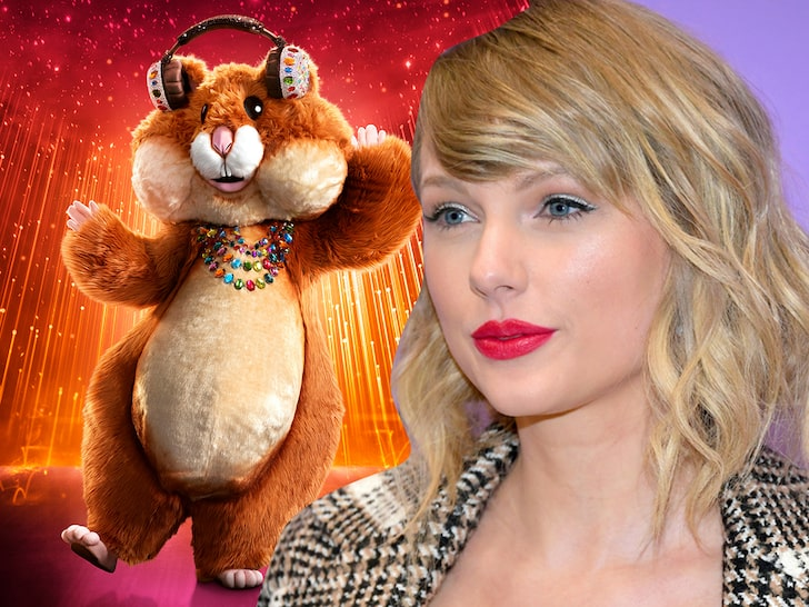 'Masked Singer' Date Night Includes Taylor Swift Connection