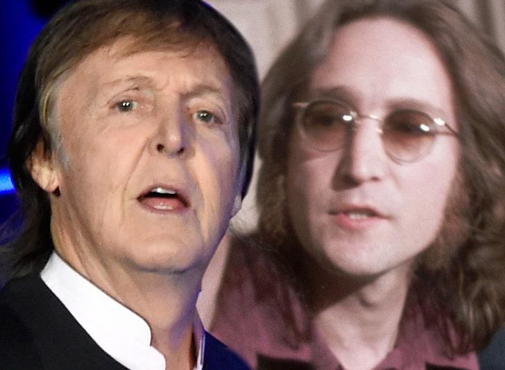 Paul McCartney Says John Lennon Responsible for Beatles Breakup