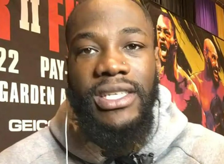 Deontay Wilder To Wear 'Significantly Lighter' Costume For Tyson Fury Fight