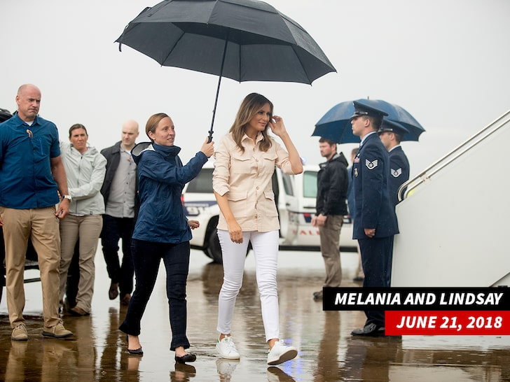 Ex-WH Press Sec. Claims Melania Aide Made 'Beverly Hillbillies' Crack About Trumps