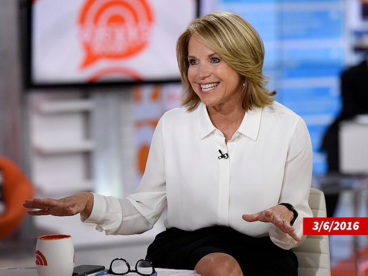 Ashleigh Banfield Says Katie Couric's Jealousy May Have Derailed Her NBC Career
