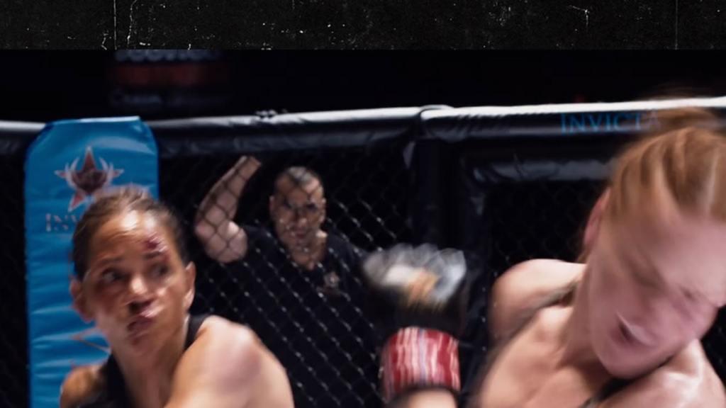 Halle Berry Pummels Valentina Shevchenko's Face In New UFC Movie
