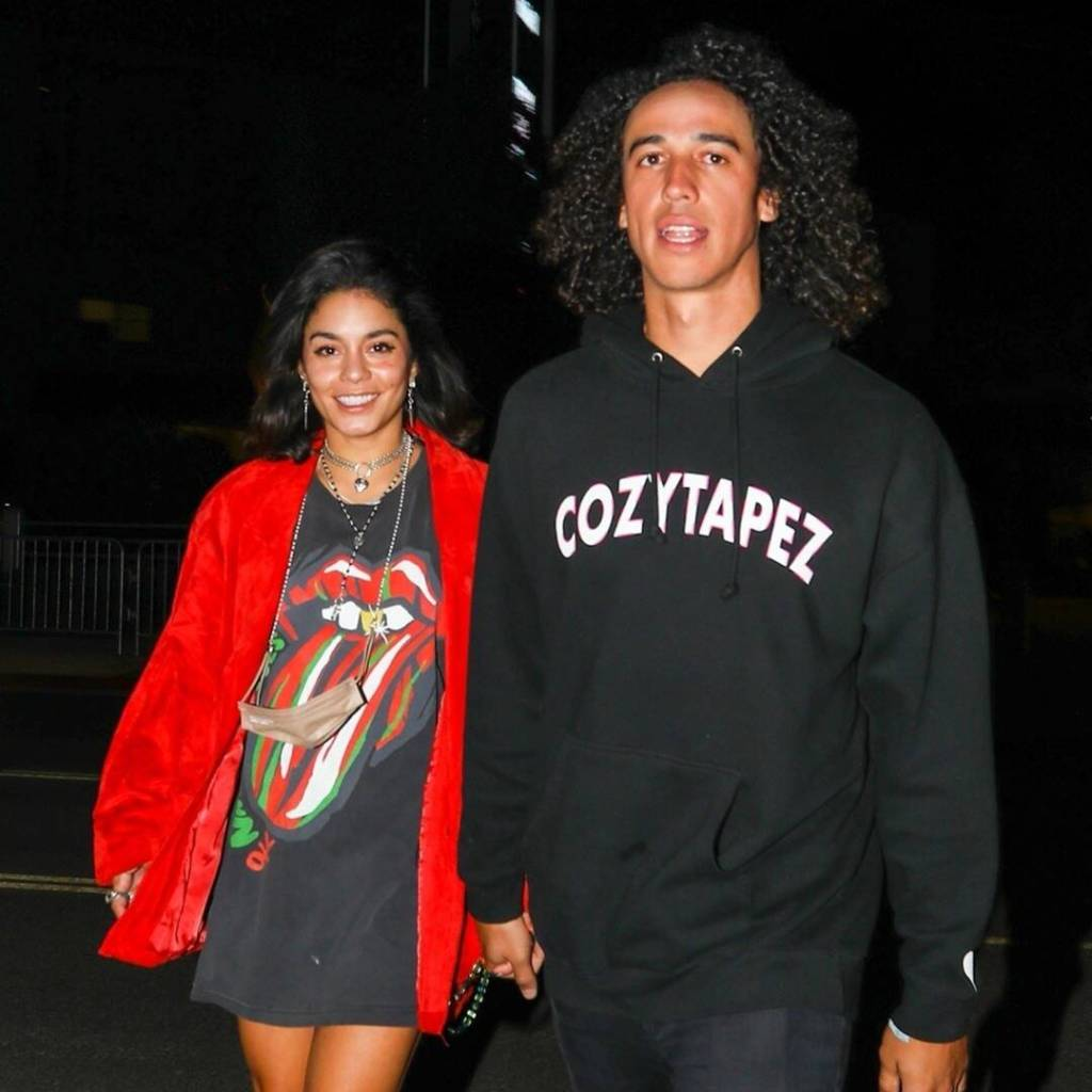 Vanessa Hudgens & Cole Tucker