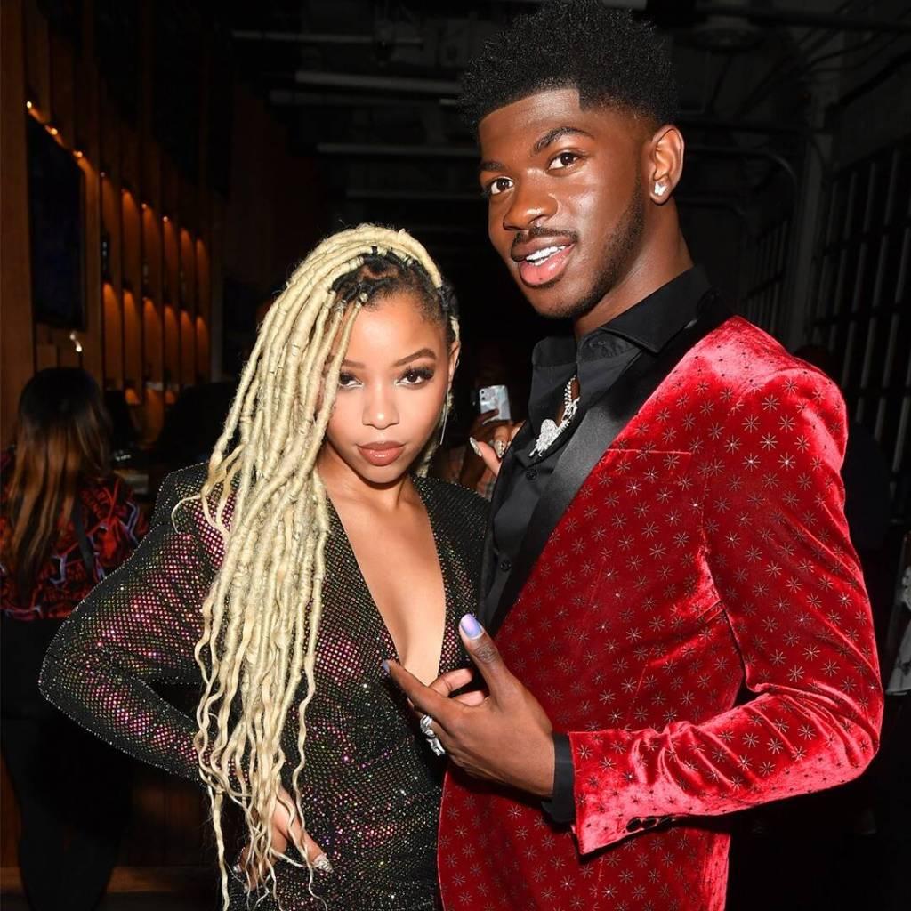 Chloe Bailey & Lil Nas X