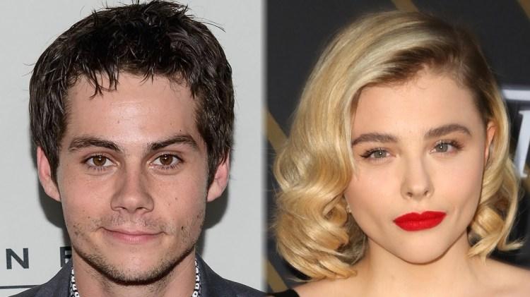Dylan O'Brien DATING Long-Time Crush Chloe Grace Moretz ...