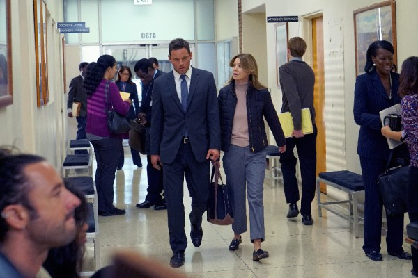 Grey's Anatomy Season 13 Recap: Episode 2 - Felony Charges ...