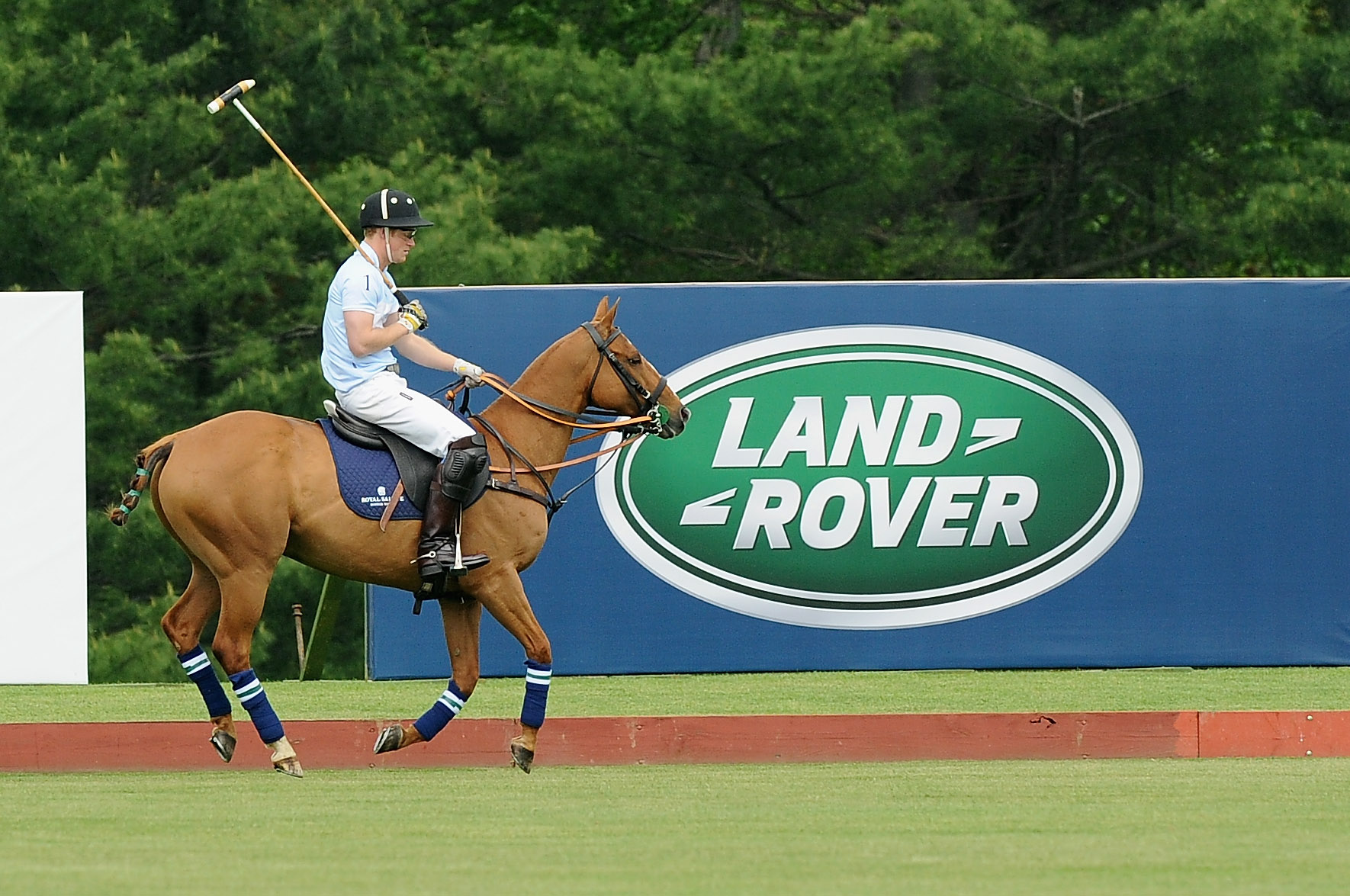 PHOTOS See Prince Harry Win The Land Rover Polo Match In