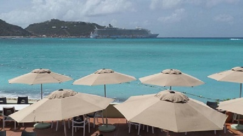 Morning View -St Maarten
