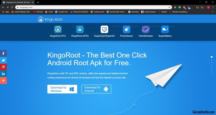 KingoRoot product