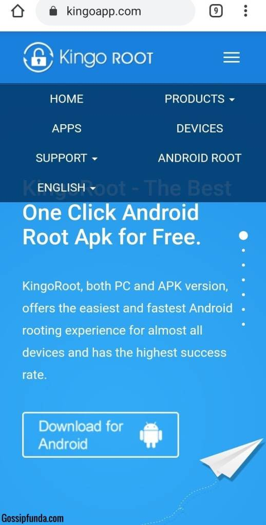 one click android root apk